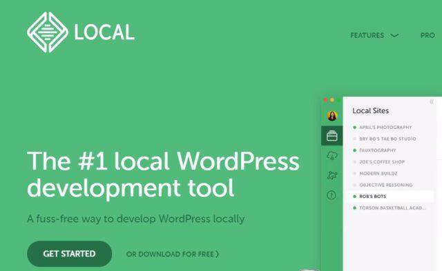 Удобная разработка WordPress